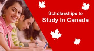HOW TO GET A SCHOLARSHIP TO STUDY IN CANADA?